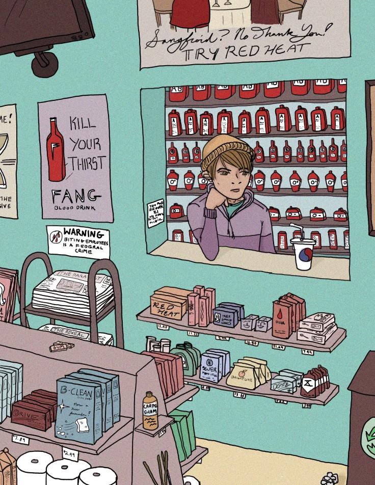post reveal convenience shop